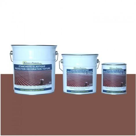 Etanchéité Elastique Protection Décoration Toiture Ton Bois