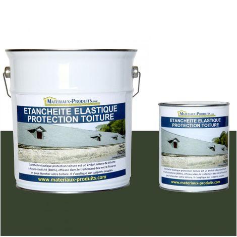 Etanchéité Elastique Protection Toiture Vert
