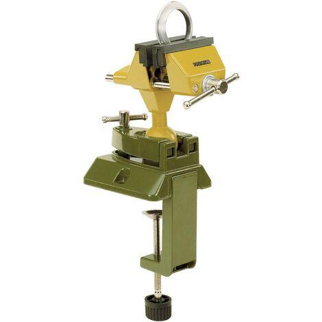 Etau avec rotule, avec pince de table Proxxon Micromot FMZ 28 608 Largeur de mâchoire: 75 mm Envergure max.: 70 mm 1 pc(s)