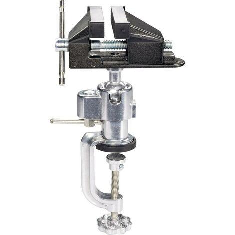Etau Basetech 815880 Largeur de mâchoire: 73 mm Envergure max.: 55 mm 1 pc(s)