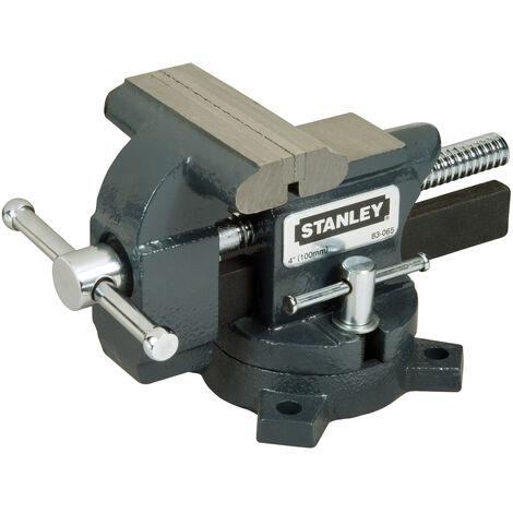 Étau d'Etabli - 115 mm - STANLEY, 1-83-065