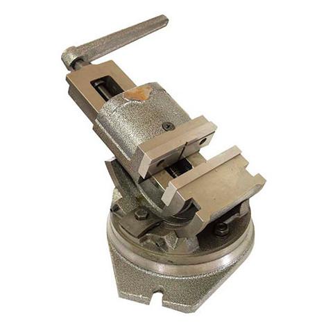 Etau rotatif et inclinable ouverture 110 mm - MB-MSS- Q41125L - Métalprofi