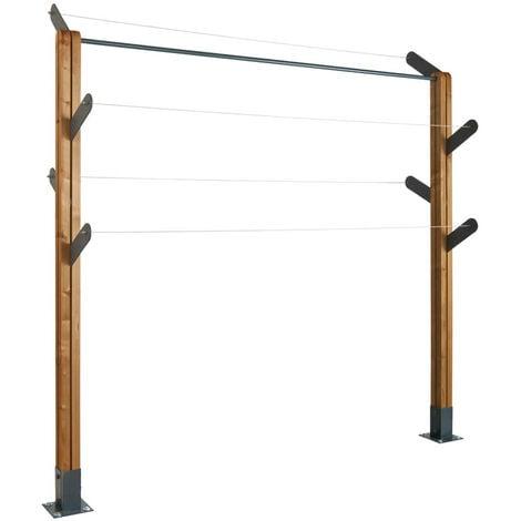 Etendoir KAKTUS | max. 180 cm - bois