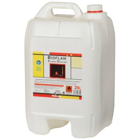 Ethanol dénaturé Bioflam 20L