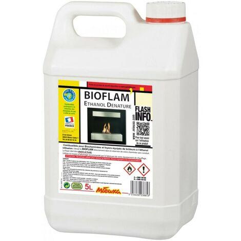 Ethanol dénaturé Bioflam 5L