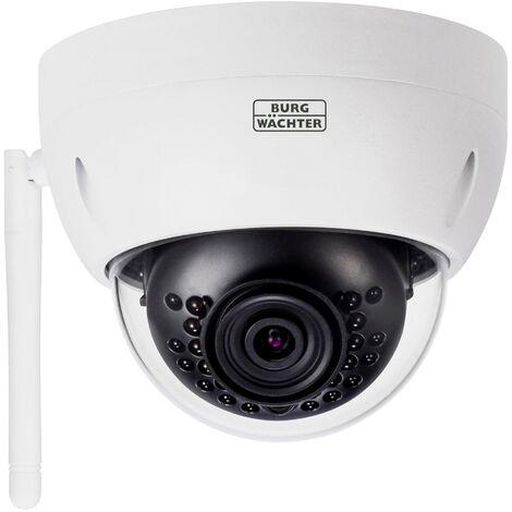 Ethernet, Wi-FiIP- Caméra dôme;2048 x 1536 pixels;Burg WächterDOME 303;39050extérieure S517111