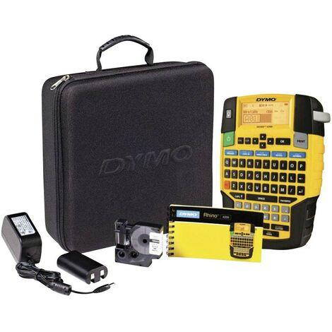 Étiqueteuse Dymo RHINO 4200KIT transfert thermique 4197102