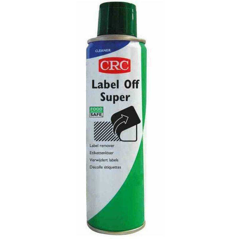 E'tiquette spray label off super scol tiquettes pour le secteur alimentaire fg016