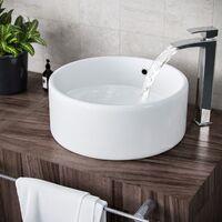 Etive Stand alone Round Basin Sink Bowl