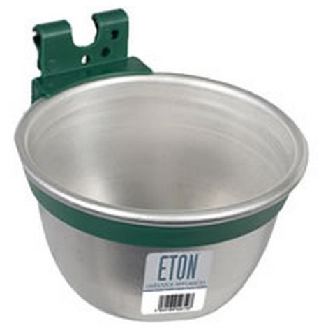 ETON Feed/Drinking Bowl (One Size) (Grey)