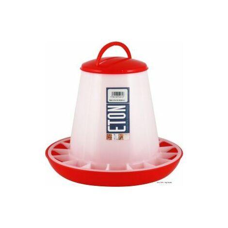 Eton TSF3 Robust Plastic Feeder c/w Lid 3kg - 42493