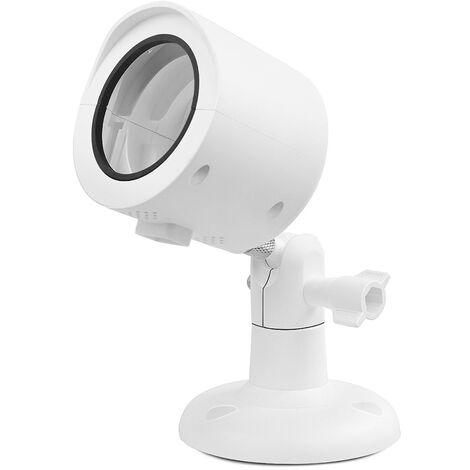 etui de protection pour appareil photo intelligent YI (Yi Home Camera) + support,modele: DF-1033 2pcs blanc