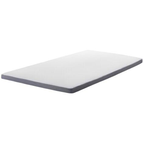 EU Single Size Memory Foam Mattress Topper COMFY
