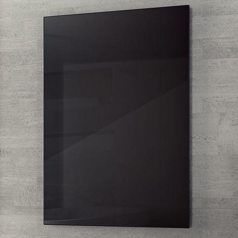 "main image of ""Eucotherm Glass Infrared Black Radiator 600mm X 900mm - 600 Watts"""