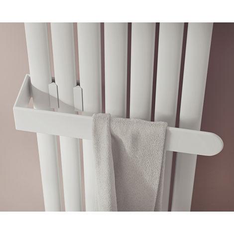 Eucotherm Nova Towel Rail Fit Single Range White 468mm