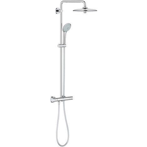 Euphoria Colonne de douche 260 avec mitigeur thermostatique
