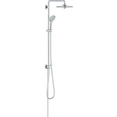 Euphoria System 260 Colonne de douche avec inverseur manuel