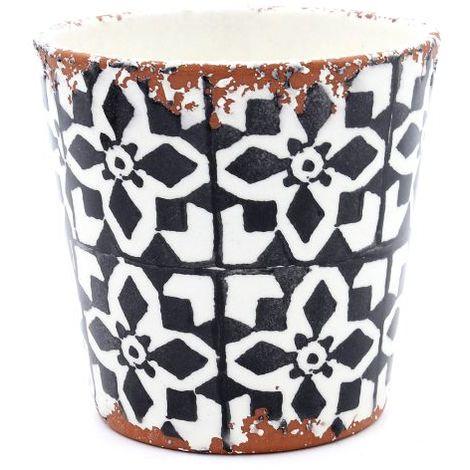 Eura Tiesto Eura cerámica 14x12cm negro
