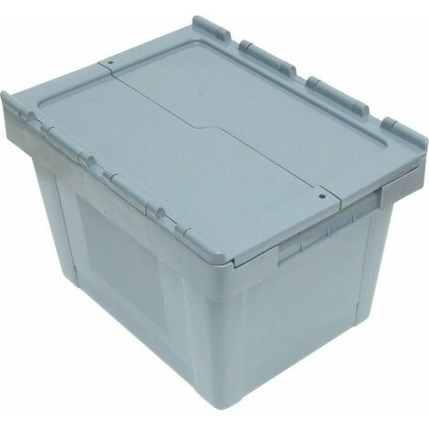 Euro Nesting Bins with Integral Lids