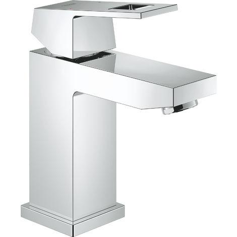 """Eurocube Miscelatore monocomando 1/2"""" lavabo senza saltarello Taglia S (23132000)"""