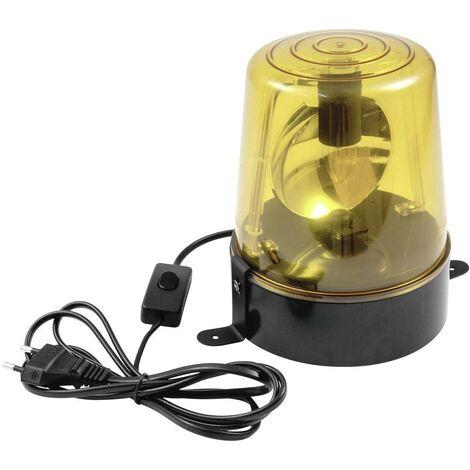 Eurolite Glühlampe Polizeilicht 24W Gelb-Orange Anzahl Leuchtmittel: 1 A612771