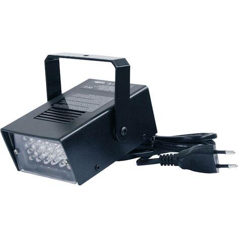 Eurolite LED-Stroboskop Anzahl LEDs:24 Weiß S07142