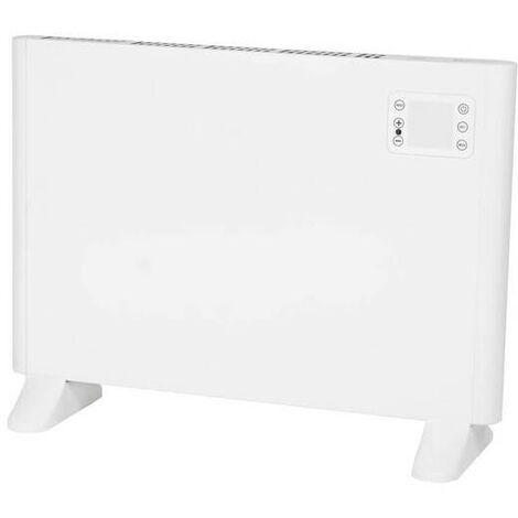 Eurom Alutherm 1000 WiFi - Radiateur convecteur électrique - 1000W - 40m3