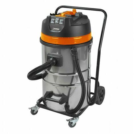 Eurom Force 3080 - Aspirateur eau et poussière - 3000W - 80L