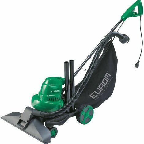 Eurom Garden Vacuum 1600 Aspiradora de hojas eléctrica - 1600W - 165-275 km/h