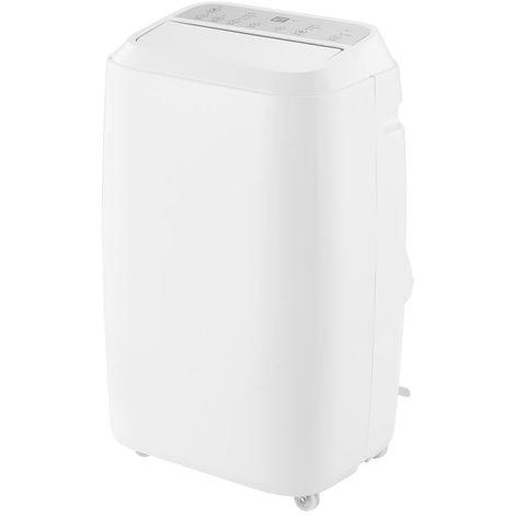 Eurom PAC 14.2 - Climatiseur mobile WIFI avec télécommande - 4000W - 14000 BTU / heure
