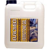Euromeci ferrotone gel detergente disincrostante litri 5