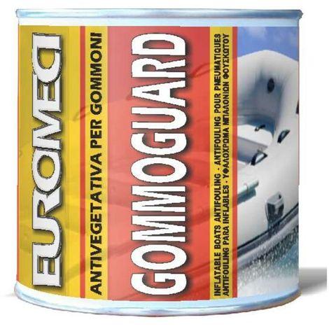 ANTIVEGETATIVA GOMMONI BIANCO GOMMOGUARD 0,75 INFLATABLE BOATS WHITE ANTIFOULING