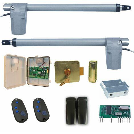 EUROPE AUTOMATISMES KBR420 Kit Basic Portail Battant Reversible