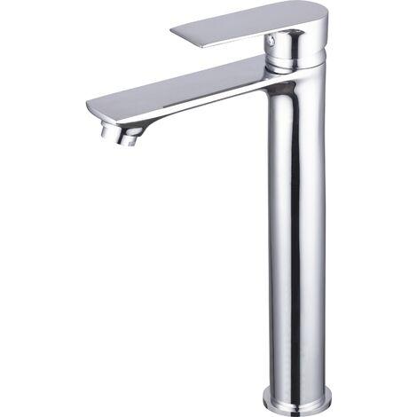 EUROSANIT Mezclador Cromado para lavabo sobreponer NYTIA by eurosanit