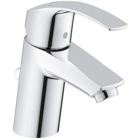"""Eurosmart Monomando de lavabo 1/2"""" Tamaño S GROHE 33265002   Cromo - 1""""1/4"""