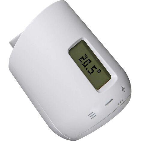 Eurotronic 700069 Genius LCD 100 Thermostat de radiateur électronique 8 à 28 °C