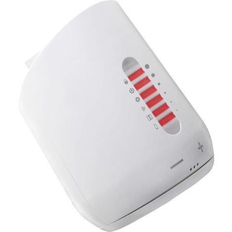 Eurotronic 700070 Genius LED 100 Thermostat de radiateur électronique 8 à 28 °C D620801