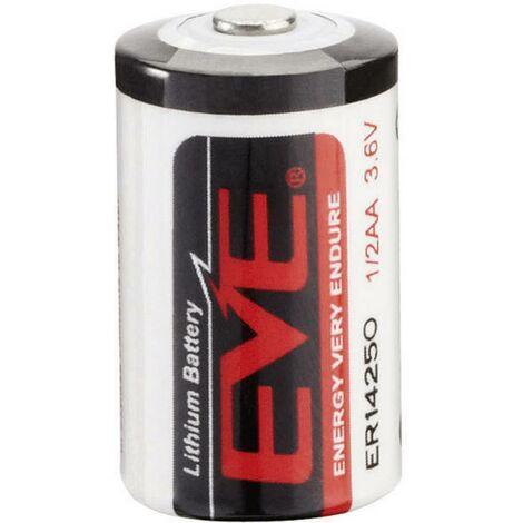 EVE ER14250 Spezial-Batterie 1/2 AA Lithium 3.6V 1200 mAh 1St. X37449
