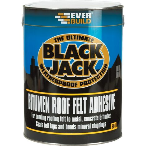Ever Build 904 Felt Adhesive 2.5LTR - you get: 6