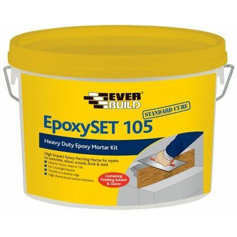 Everbuild 105 Epoxyset Standard Cure 4kg