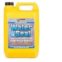 Everbuild 402 Waterseal High Performance Water Repellent 5 Litre
