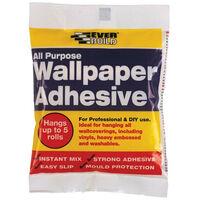 Everbuild All Purpose Wallpaper Paste 5 Roll