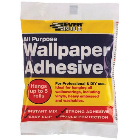 EverBuild All purpose wallpaper paste Each pack 5 Roll Coverage