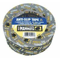 Everbuild Anti Slip Tape Black 50mm x 10m