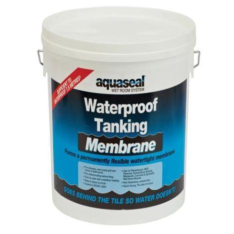 Everbuild Aquaseal Waterproof Tanking Membran