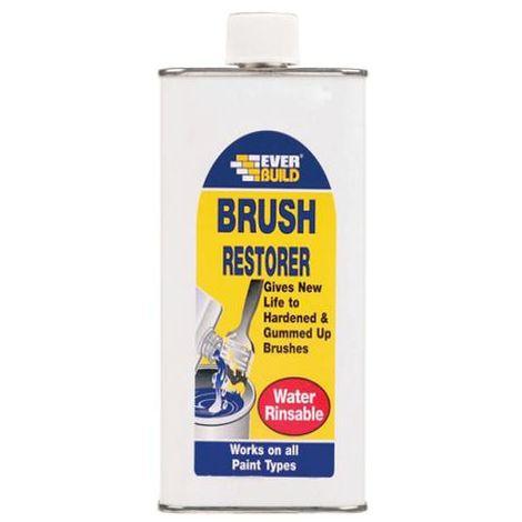 Everbuild Brush Restorer 500ml