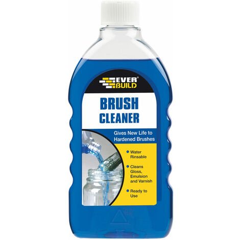 Everbuild BRUSHCL Brush Cleaner 500ml