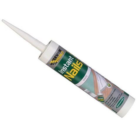 Everbuild INST Instant Nails White 290ml