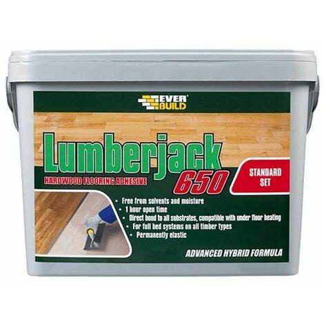 Everbuild LJACK65014 Lumberjack 650 Floor Adhesive 14kg