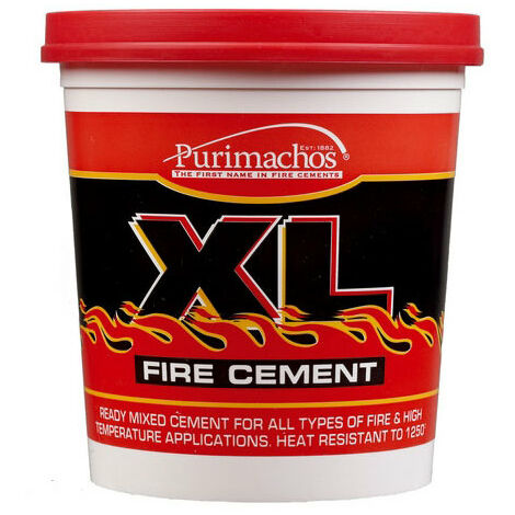 Everbuild PCXLFIRE1 Xl Fire Cement Buff 1kg